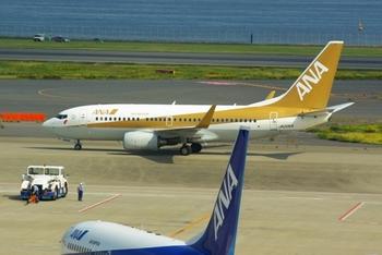 2007年10月22日(月)ゴールドジェット2号機トリ.jpg