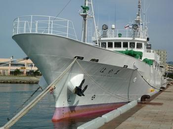 2011年10月5日(水)秋田港・水産庁はやまLUMIX・ブログ用 005.jpg