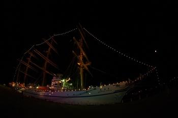 2011年8月8日(月)船川港・日本丸ライトアップP7(FE)・保存用 010.jpg